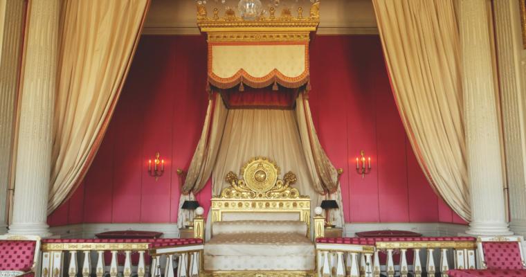 Versailles en automne, et les fontaines en musique