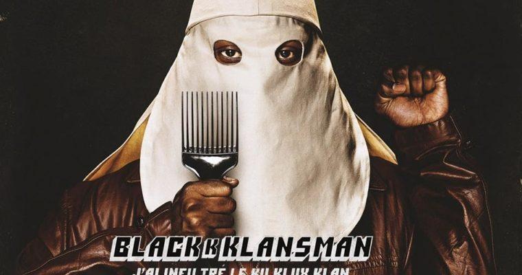 Review – BlacKkKlansman