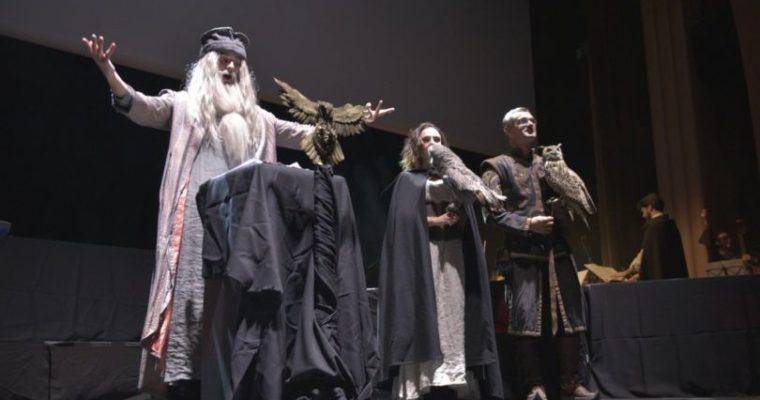 Le procès de Voldemort