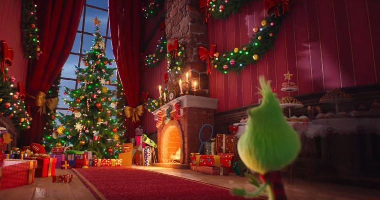 Review – Le Grinch