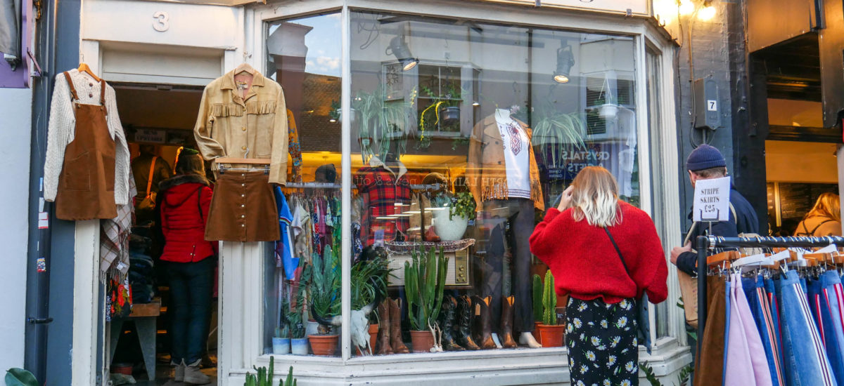 Brighton city guide – Shop