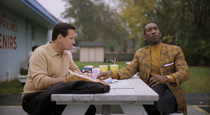 Review – Green Book : sur les routes du sud.