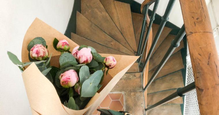Pause florale chez Bergamotte